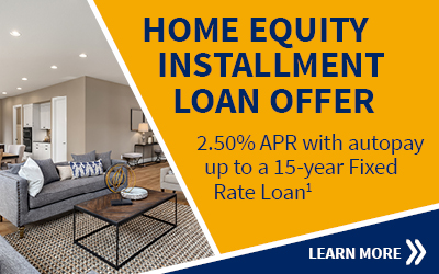 Limited Time Home Equity Installment Loan Offer