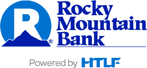 Homepage of Rocky Mountain Bank